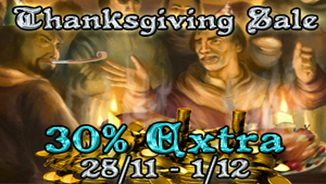 Thanksgiving crowns sale news1