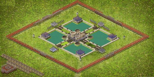 Wolf Castle 4 Setup