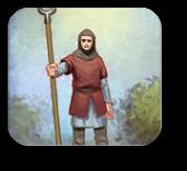 Armed Peasant alpha