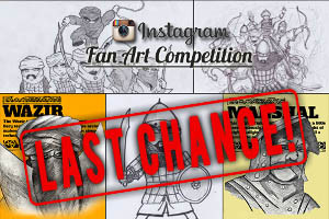 fan art competition